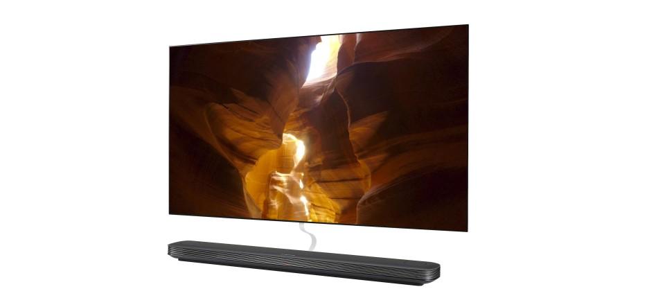 Superdünner Fernseher Von Lg Im Test