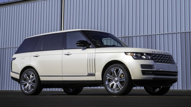 Der nobelste aller Range Rover