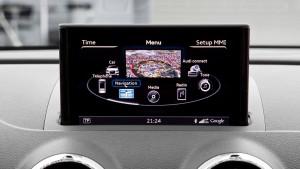 Audi beginnt den digitalen Fortschritt im A3