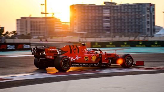 """""""Die Ferraris hatten keine Chance"""""""
