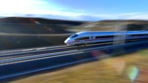 Die gestörte Bahn