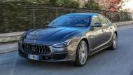 Maserati ist eine schöne Alternative im Land von BMW, Audi und Mercedes...