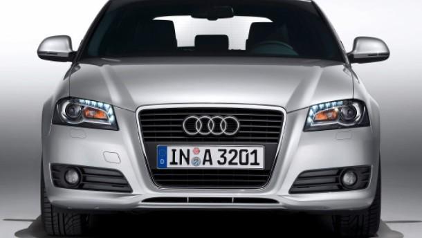 Auch Audi versteht sich aufs Sparen