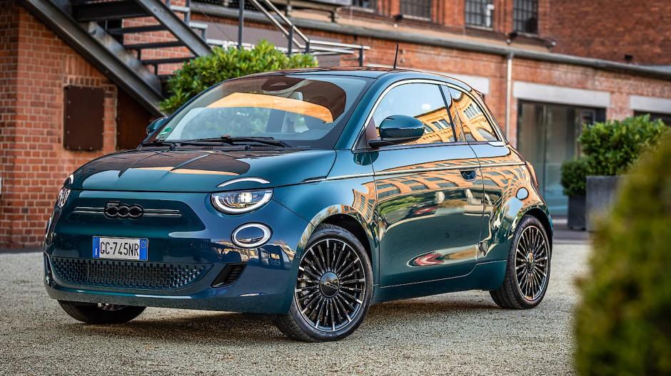 Fiat 500 E: Die elektrische Seite des ewig jungen Bestsellers
