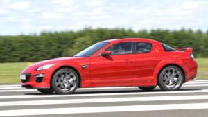 Mazda RX-8: Abschied per Gesetz