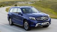 Der neue Mercedes GLS