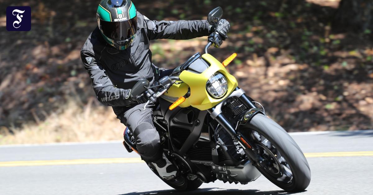 Die rasanteste Harley aller Zeiten - elektrisch
