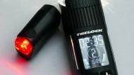 LS 760 I-Go Vision, Rücklicht LS 720 Reego von Trelock
