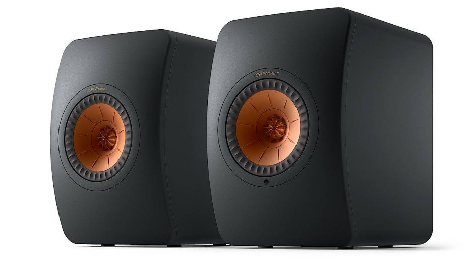Modell LS 50 Wireless II von Kef