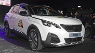 And the winner is the Peugeot 3008