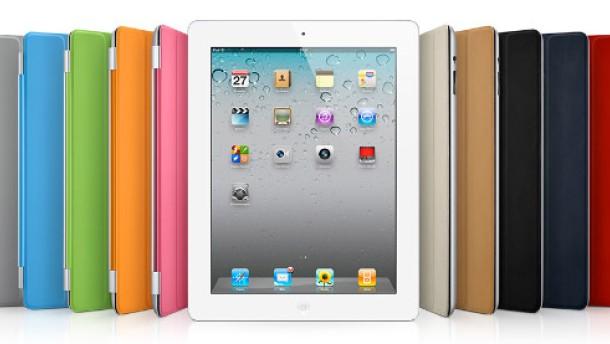 iPad2 mit Doppelkern-Prozessor und Kameras