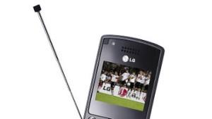 Handy-TV auf dem Weg zur Europameisterschaft