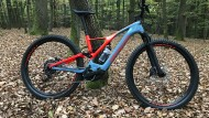 Mountainbike Levo von Specialized