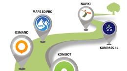 Mit GPS und Schwarmintelligenz
