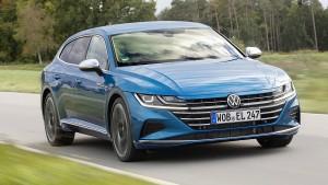 VW schnuppert Höhenluft