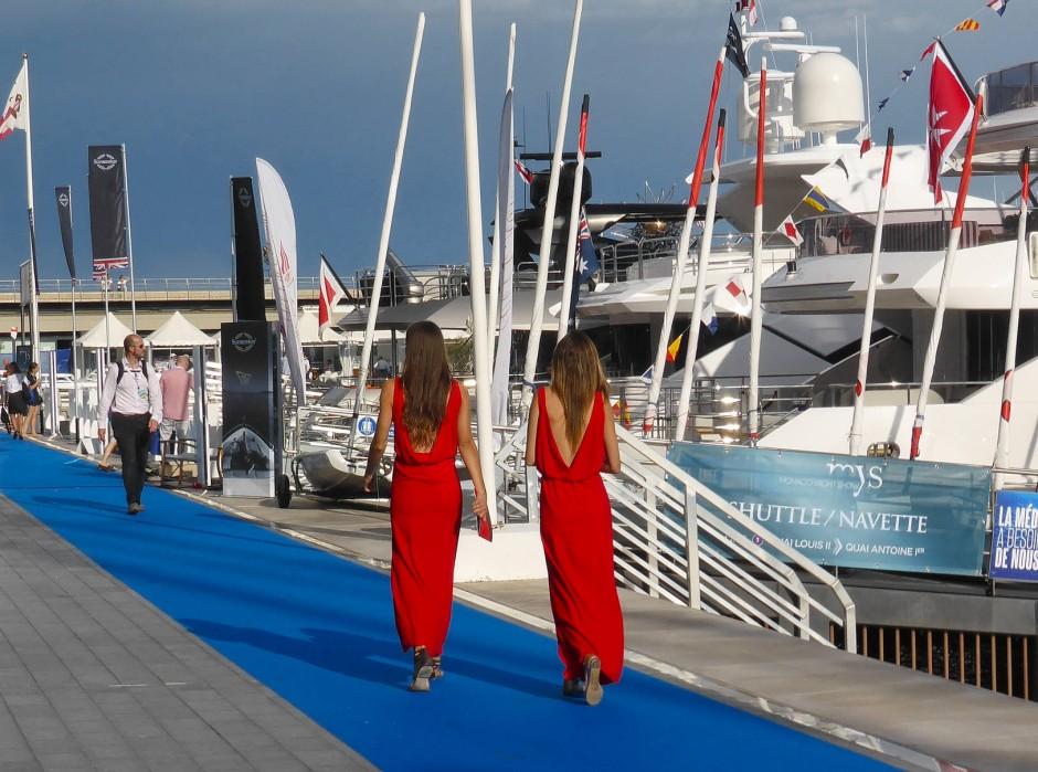 Bilderstrecke zu Monaco Yacht Show Wie angelt man sich