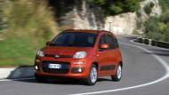 Am 3. März kommt der Fiat Panda III zu Preisen von 10.000 Euro an in den Handel
