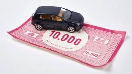Fahre über Los und ziehe 10.000 Euro ein