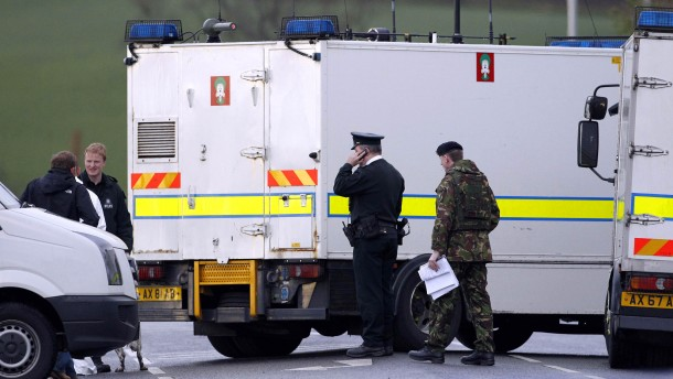 Polizist bei Bombenanschlag getötet