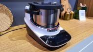 Dürfte einem Konkurrenten nicht so gut gefallen: der Cookit von Bosch