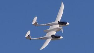 Das erste viersitzige Wasserstoffflugzeug