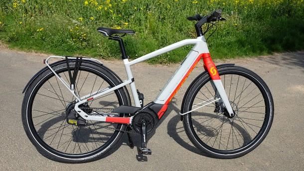 Lichte E Bike : Elektrorad scott e silence evo im test leisestes e bike