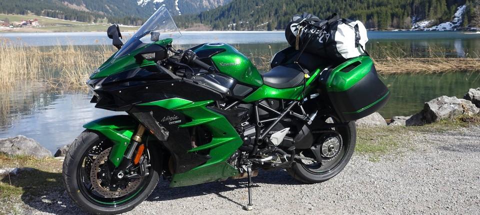 Fahrbericht Kawasaki Ninja H2 SX