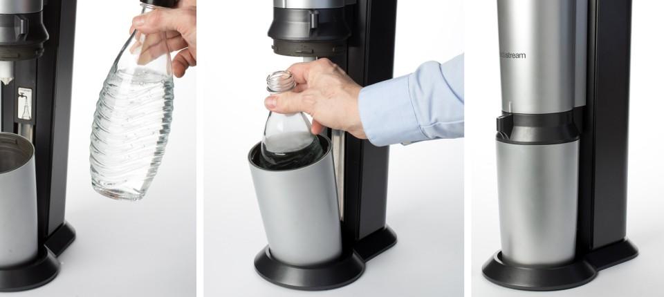 Wassersprudler Sodastream Crystal Im Test