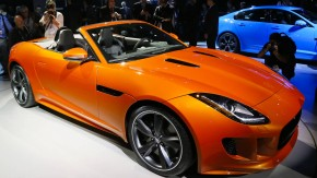 Im Grenzbereich: Jaguar F-Type V8