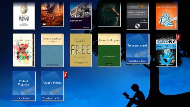 Der Tablet-PC als E-Book-Reader