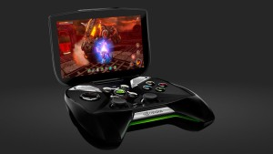 Nvidia-Spielekonsole mit Android-Betriebssystem