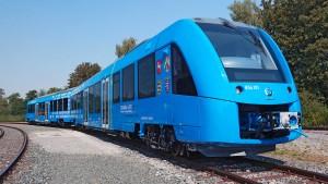 Erster Brennstoffzellen-Zug kommt nach Wolfsburg