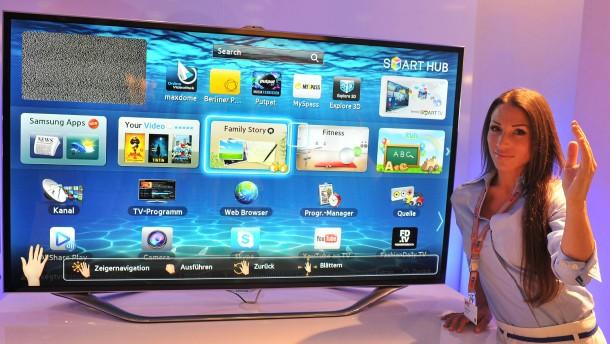 Samsung dominiert den Weltmarkt