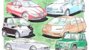Das E-Auto ermöglicht ein neues Design