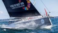 """""""Sehr intensive Naturwahrnehmung"""": Mit seiner """"Malizia II."""" will Herrmann 2020 an der Regatta """"Vendée Globe"""" teilnehmen."""