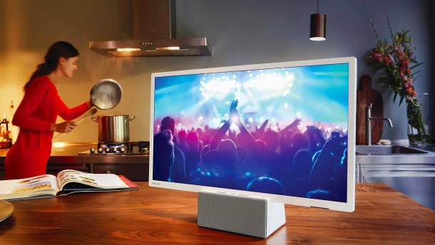 philips bringt kompakten dvb t2 fernseher auf den markt. Black Bedroom Furniture Sets. Home Design Ideas