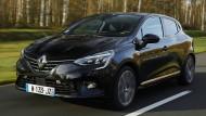 Renault hat den Clio technisch aufgeladen.