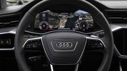 Audi strebt nach der Schirmherrschaft