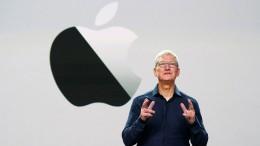 Apple lässt Intel hinter sich