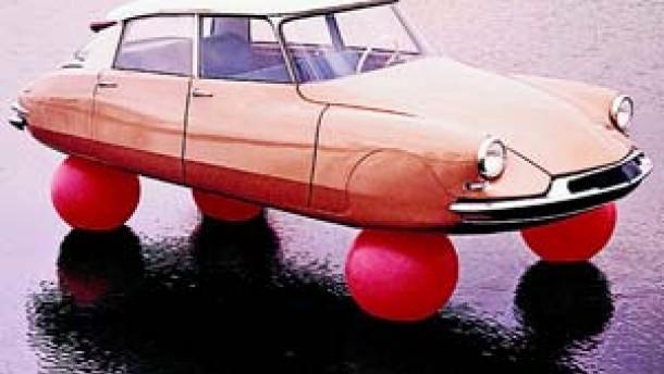 Citroën Die französische Freude am fliegenden Teppich