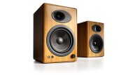 Klein, aber musikalisch: Lautsprecher Audioengine 5+