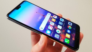 Huawei holt das Triple