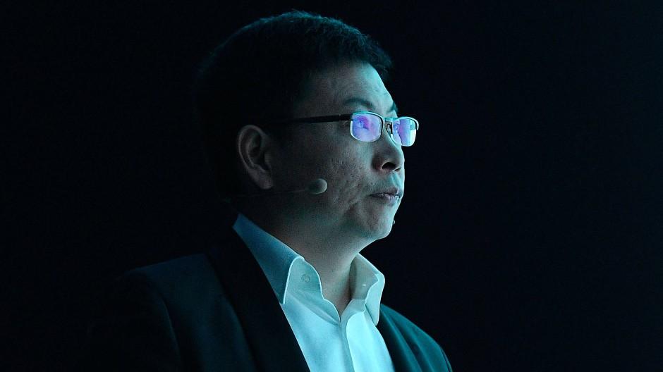 Für das Konsumentengeschäft bei Huawei zuständig: Richard Yu