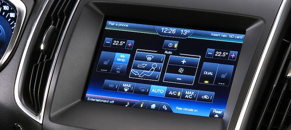 Infotainment Im Ford Galaxy Noch Fahrt Er Ohne Alexa