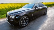 Fahrbericht Rolls-Royce Ghost Black Badge