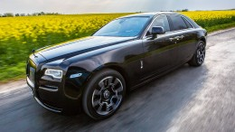 "Rolls-Royce ""Black-Badge"" Ghost"