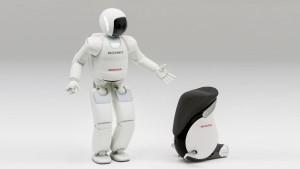 Ein Roboter will Butler werden