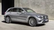 Kommunikativ: Mercedes-Benz GLC