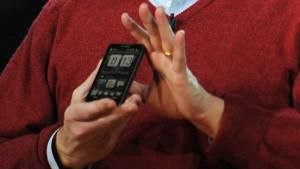 Android und iPhone geben Takt an