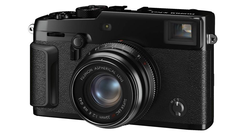 Moderner Klassiker: Die Fuji X-Pro3 im Gewand einer Messsucherkamera.